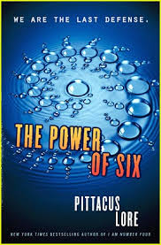 power of six cover