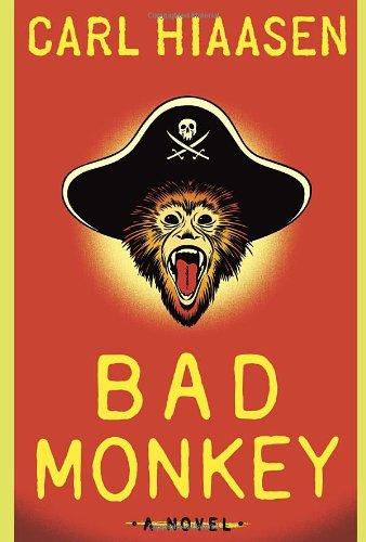 bad monkey cover