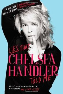 Lies That Chelsea cover