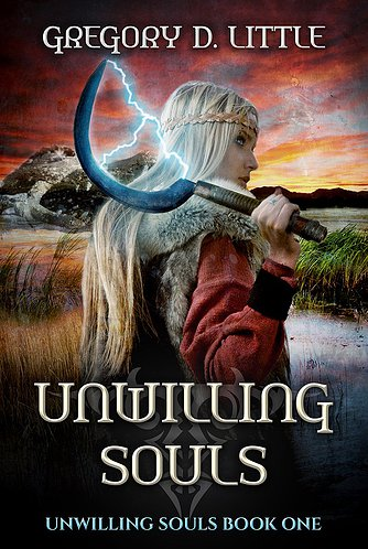 Unwilling Souls cover
