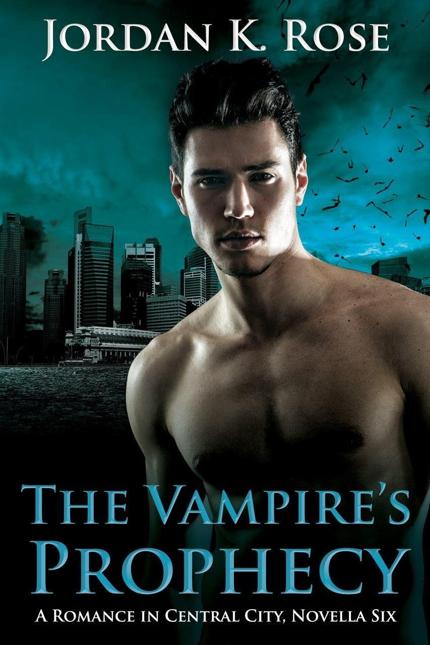 Vampire Prophecy cover