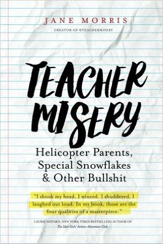 Teacher Misery cover