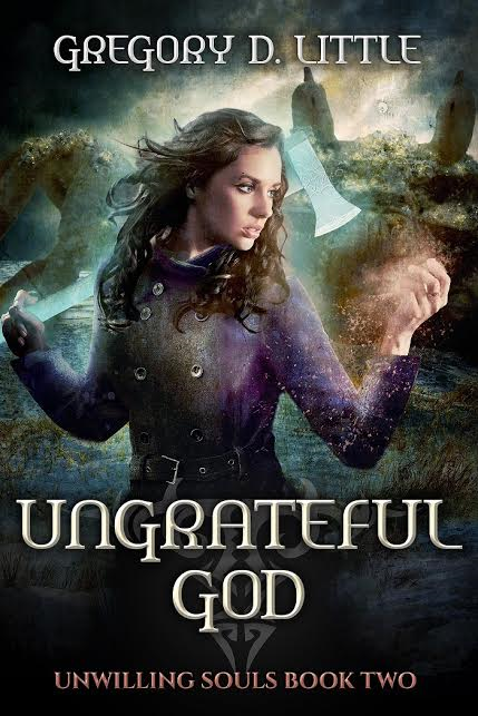 ungrateful god cover