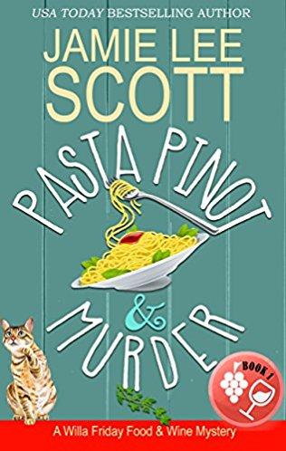 Pasta Pinot & Murder cover