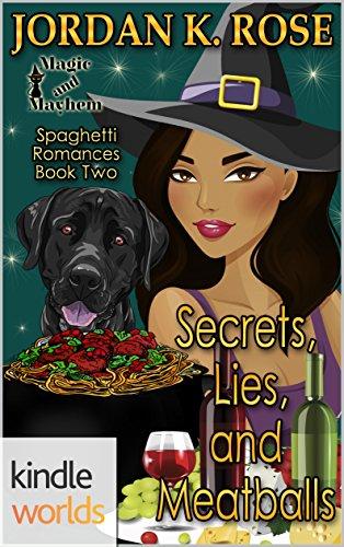 Secrets lies and meatballs cover