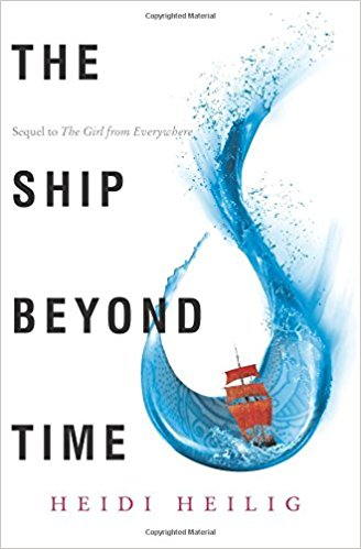 Ship Beyond Time cover