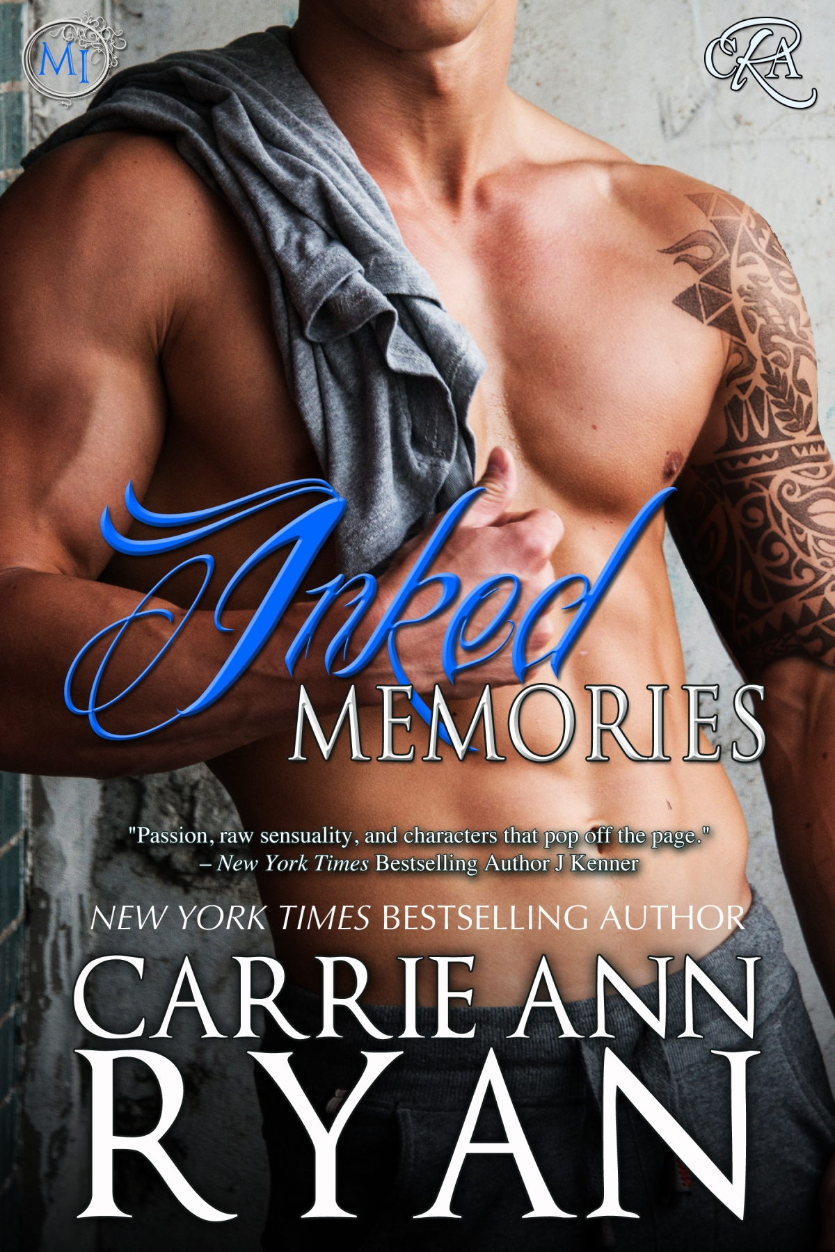Inked Memories cover