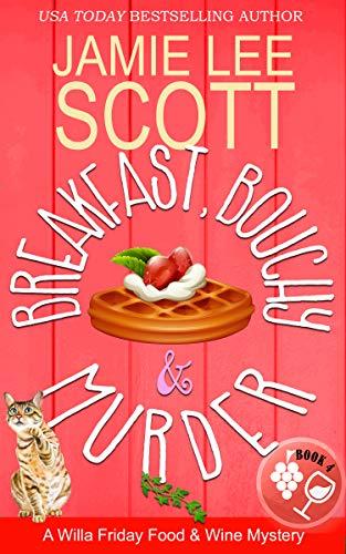Breakfast Boucky and Murder cover